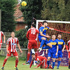 Istthmian Bostik  North League Felixstowe & Walton UtdvRomford