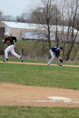 OE Fresh. Baseball Vs Joliet West 2019