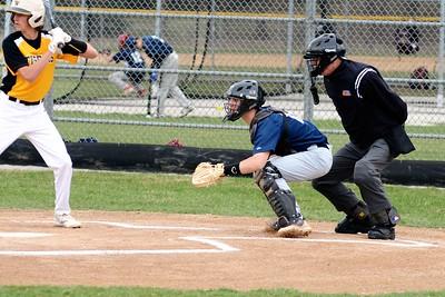 OE Soph. Baseball Vs Joliet West 2019