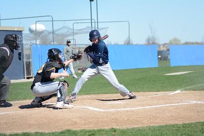 OE Soph. Baseball Vs Metea Valley 2019
