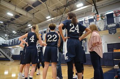 2018 Oswego East Holiday Classic OE Girls Varsity Basketball Vs Lincoln way west
