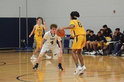 OE Boys Fresh. basketball Vs Metea Valley 2019