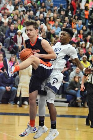 OE Boys Varsity Basketball Vs Oswego 2019