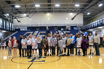 OE Boys Varsity Basketball Vs Plainfield Central (Senior Night 2019)