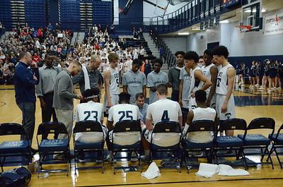 OE Boys Varsity Basketball Vs Romeoville 2019