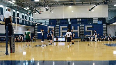 OE Boys Soph. Volleyball Vs Plainfield Central 2019