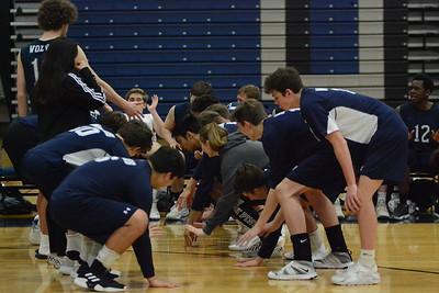 OE Boys Varsity Volleyball Vs. Willowbrook 2019
