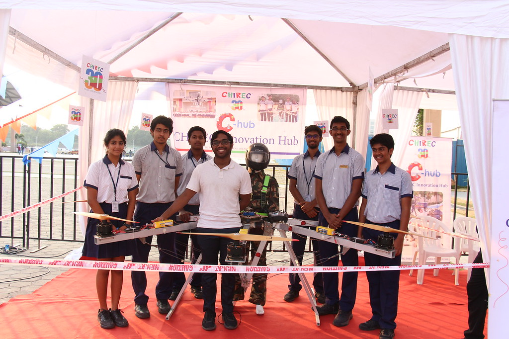 Events at CHIREC International School - Kondapur