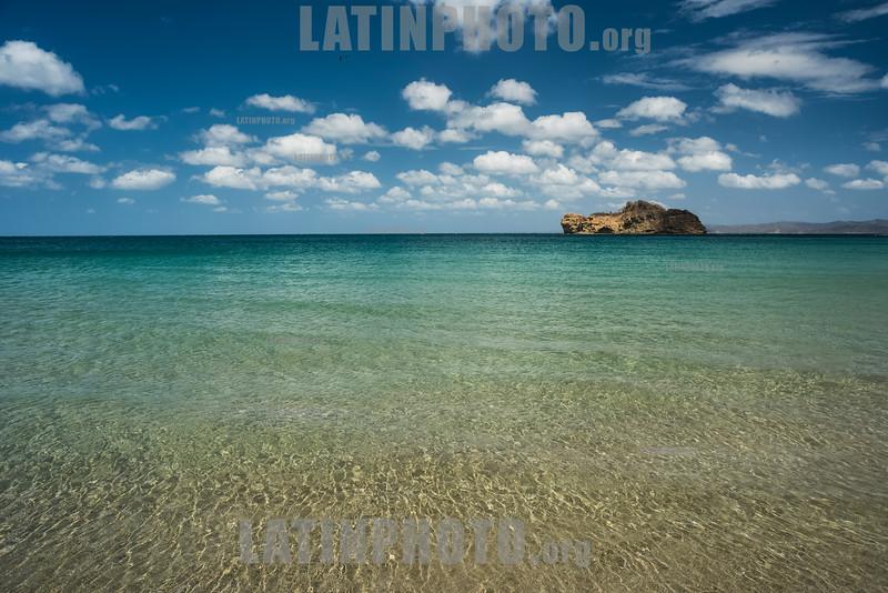 Costa Rica : Playa Rajada , Bahía Salinas, Guanacaste / Rajada beach , Salinas Bay , Guanacaste / Costa Rica : Strand Playa Rajada in der Bucht Bahía Salinas in Guanacaste © Andrea Díaz-Perezache/LATINPHOTO.org