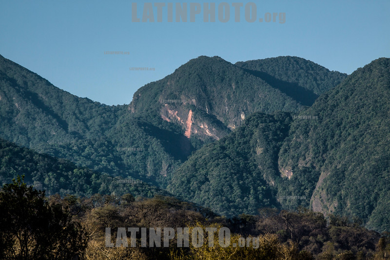 Argentina : Montañas y bosques en el Parque Nacional El Rey / El Rey National Park , Salta province / Argentinien : Gebirge und  Wald im Nationalparl El Rey © Silvina Enrietti/LATINPHOTO.org