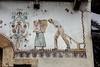 Wandbild in Ernen © Patrick Lüthy/IMAGOpress
