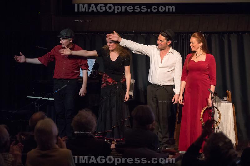 Konzert mit Musique Simili am 16. März im Lichtspiele Olten © Patrick Lüthy/IMAGOpress