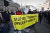 NETHERLANDS - DON'T SEND AFGHNS BACK DEMOSNTRATION IN AMSTERDAM