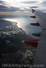 Spanien : Anflug Malaga mit easyjet © Patrick Lüthy/IMAGOpress