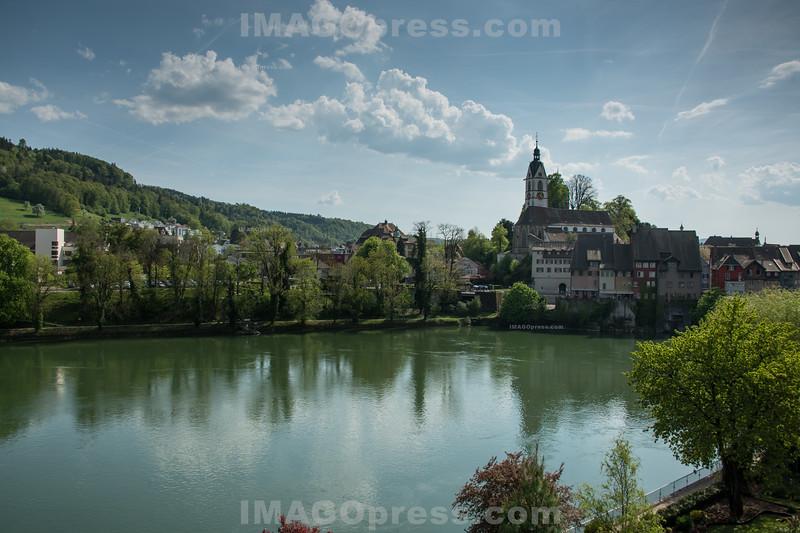 Laufenburg AG © Patrick Lüthy/IMAGOpress