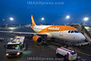 easyJet auf dem Flughafen Euroairport © Patrick Lüthy/IMAGOpress