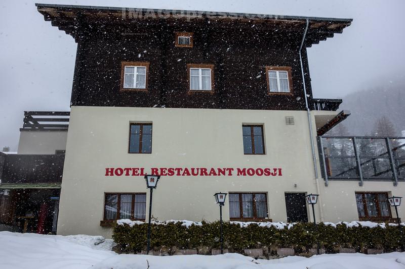 Restaurant Moosji in Ernen © Patrick Lüthy/IMAGOpress