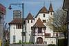 Schloss Pratteln ist ein ehemaliges Weiherschloss , Kanton Basel - Landschaft © Patrick Lüthy/IMAGOpress