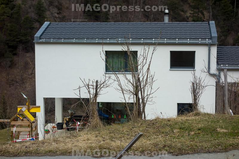 Einfamilienhaus im Bezirk Goms © Patrick Lüthy/IMAGOpress