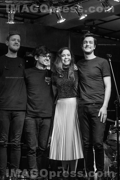 Auftritt von Lilly Among Clouds & Band am 07. März 2018 in der Variobar in Olten © Patrick Lüthy/IMAGOpress.com