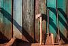 Paraguay  - Caaguazú : Herramientas de trabajo rural en la localidad de Repatriación , Departamento de Caaguazú , Paraguay - hacha , pala , herramientas / Paraguay : Werkzeuge , Axt , Schaufel © Amadeo Velázquez/LATINPHOTO.org