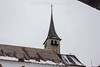 Die Pfarrkirche von Ernen ist dem heiligen Georg geweiht - Das heutige Bauwerk endstand zwischen 1510 und 1518 - Die Kirche ist denkmalgeschützt © Patrick Lüthy/IMAGOpress