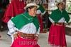 Ecuador : indigenas en traje tradicional / indigenous in traditional costume / Ekuador : Indigenas in traditioneller Tracht - Kleidung © HR Aeschbacher/LATINPHOTO.org
