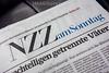 NZZ am Sonntag Zeitung © Patrick Lüthy/IMAGOpress