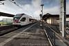 Regionalzug fährt im Bahnhof in 4622 Egerkingen ein © Patrick Lüthy/IMAGOpress