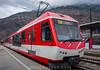 Matterhorn - Gotthard - Bahn in Brig © Patrick Lüthy/IMAGOpress