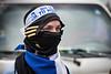 Nicaragua - Managua : 21/07/2018 Marcha solo el pueblo salva al pueblo y Masaya florecera en memoria de los caidos y las personas que estan encarceladas injustamente - La manifestacion culmino en la rotonda jean Paul Genie con oraciones y cantos a los muertos del 19 de abril / march in Managua on 21.07.2018 - Opposition calls for resignation of Ortega government / Nikaragua : Gedenkmarsch am 21.07.2018 in Managua - Oppositionelle fordern den Rücktritt der Regierung Ortega - Vermummter Demonstrant © Oscar Enrique Navarrete Aguilar/LATINPHOTO.org