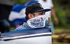 Nicaragua - Managua : 21/07/2018 Marcha solo el pueblo salva al pueblo y Masaya florecera en memoria de los caidos y las personas que estan encarceladas injustamente - La manifestacion culmino en la rotonda jean Paul Genie con oraciones y cantos a los muertos del 19 de abril / march in Managua on 21.07.2018 - Opposition calls for resignation of Ortega government / Nikaragua : Gedenkmarsch am 21.07.2018 in Managua - Oppositionelle fordern den Rücktritt der Regierung Ortega - Vermummte Demonstranten © Oscar Enrique Navarrete Aguilar/LATINPHOTO.org