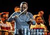 Cuba : Concierto en Cuba de Gilberto Santa Rosa ( cantante ) , en Malecón y 23, La Habana / Kuba : Konzert von Gilberto Santa Rosa in Havanna © Ariel Cecilio Lemus/LATINPHOTO.org