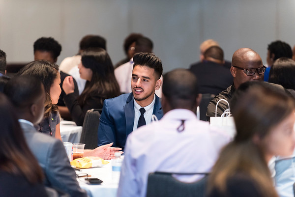 Student Networking Lunch- Discover Deloitte - 008