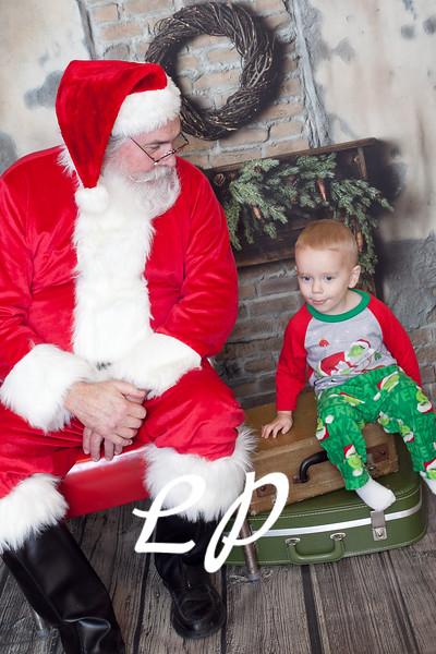 Cardinal Santa Christmas and 9 mo (6 of 23)
