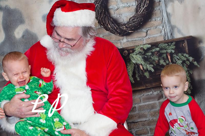 Cardinal Santa Christmas and 9 mo (7 of 23)