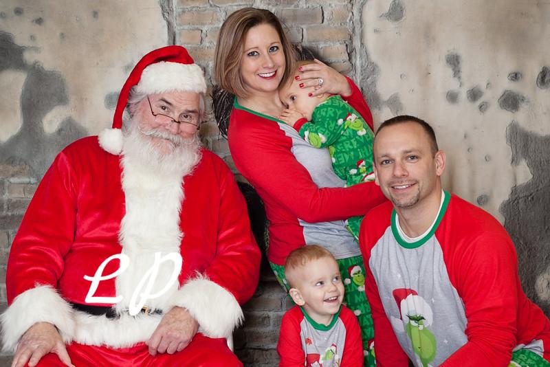 Cardinal Santa Christmas and 9 mo (12 of 23)