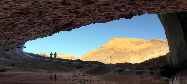 Illusive Cave Explorers
