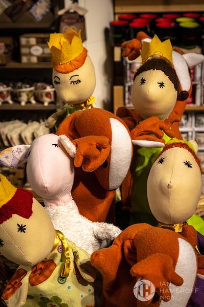 Paprika Puppets
