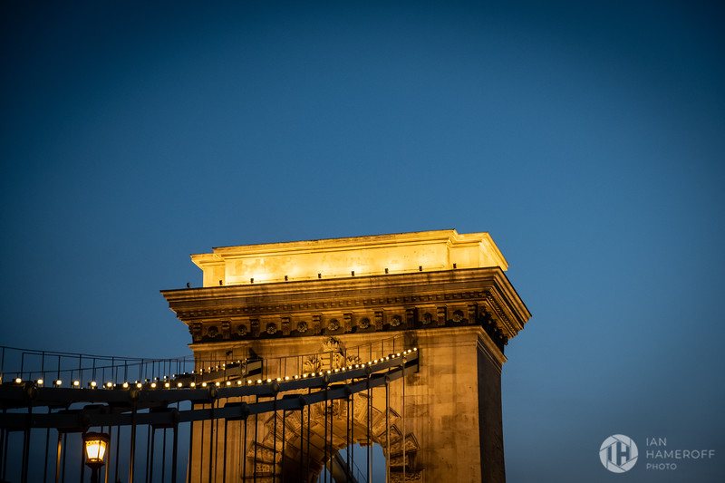 Chain Bridge Tower Light