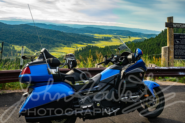 2019-07-27 Spearfish Canyon Hub and Spoke Motorcycle Tour