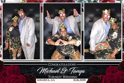 2019.11.16 Michael & Tanya Turnley Wedding
