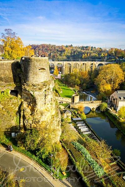 2019-11-24 Luxembourg City Scapes