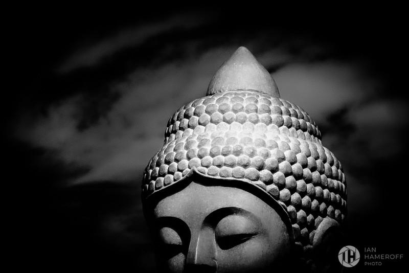 Buddha Black III