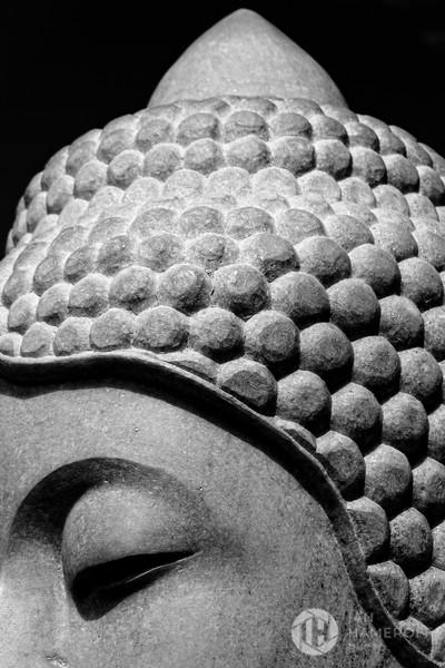 Buddha Black I