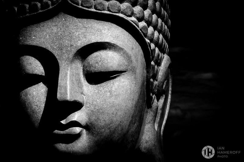 Buddha Black IV