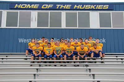 2019 JH Football Team Pictures