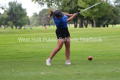 Sept 10 Girls Golf