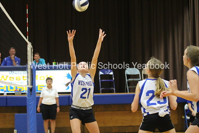 Sept 17 JH Volleyball