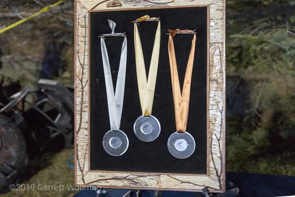 Major medals